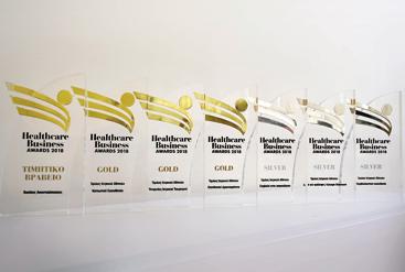 Athens Medical Group: Big Winner at Healthcare Business Awards