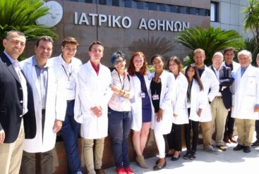 Three-week Training Seminar for Pre-med students from the United States of America by Athens Medical Group