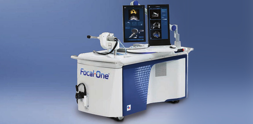 Focal One, Prostate Cancer, Athens Medical Group